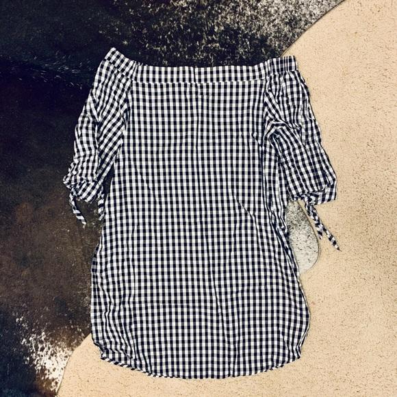 Elan Dresses & Skirts - Gingham dress